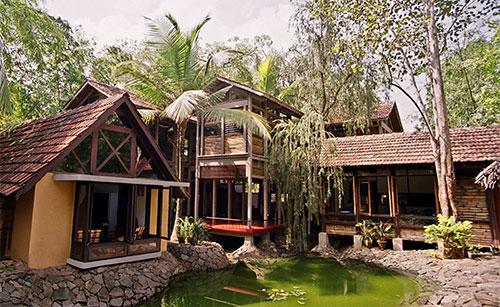 Architect's office, Kochi, Kerala