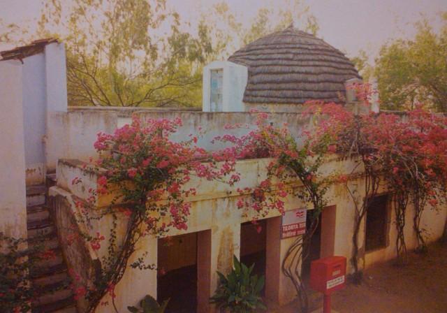 Barefoor College Campus, Tilonia, Ajmer, Rajasthan, India