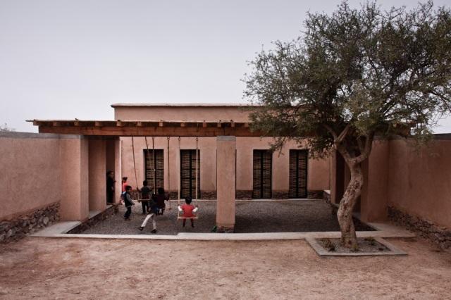 Preschool of Anaibich, Morocco