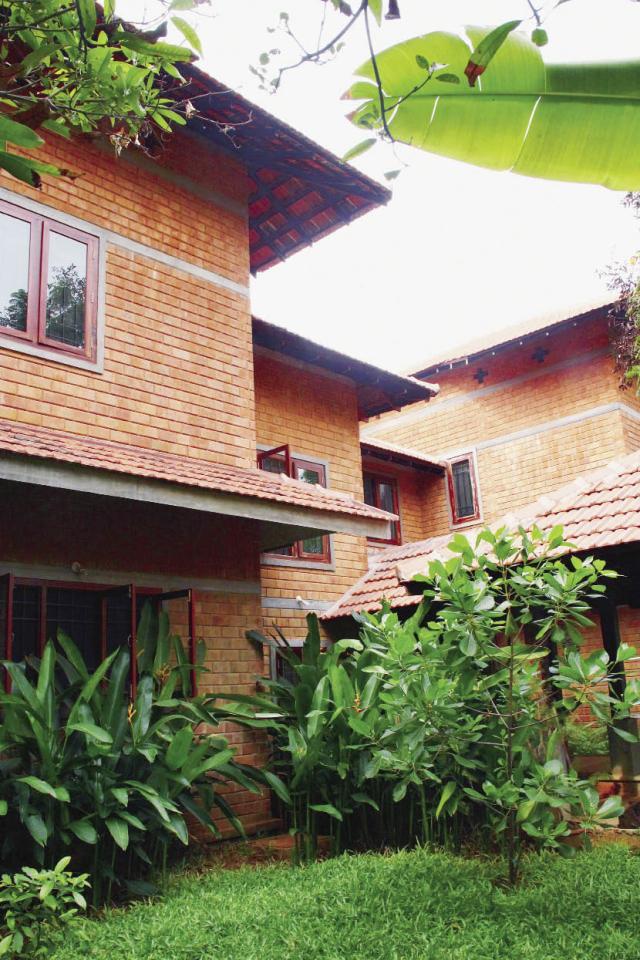 Casa Rojo, Chennai, Tamil  Nadu, India