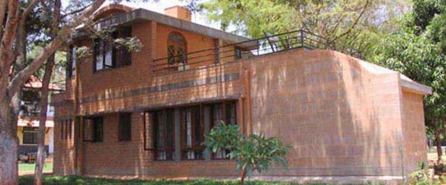 Rustam Vania's House, Bangalore, India