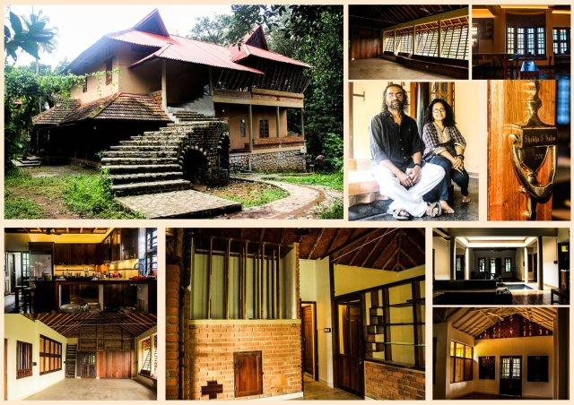 Shobha and Salim's House, Ernakulum, Kerala