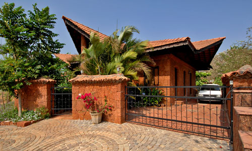 Beck, House, Goa, India