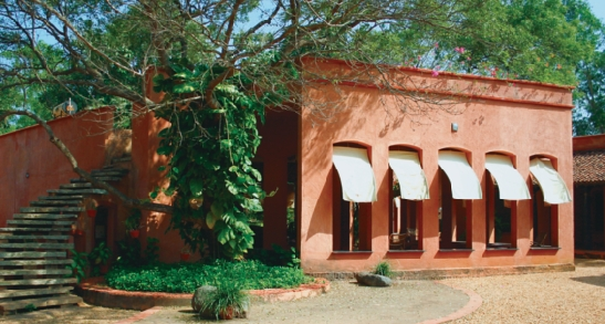 Atithi Griha Guest House, Auroville, India