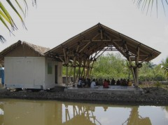 Community Learning Centre, Ujung Alang, Indonesia
