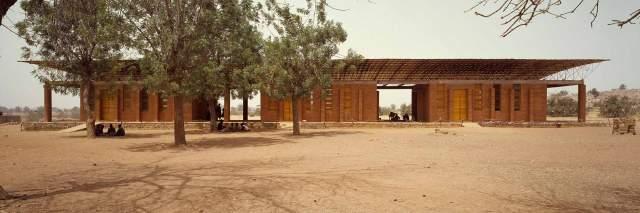 Primary School, Gando, Burkina Faso