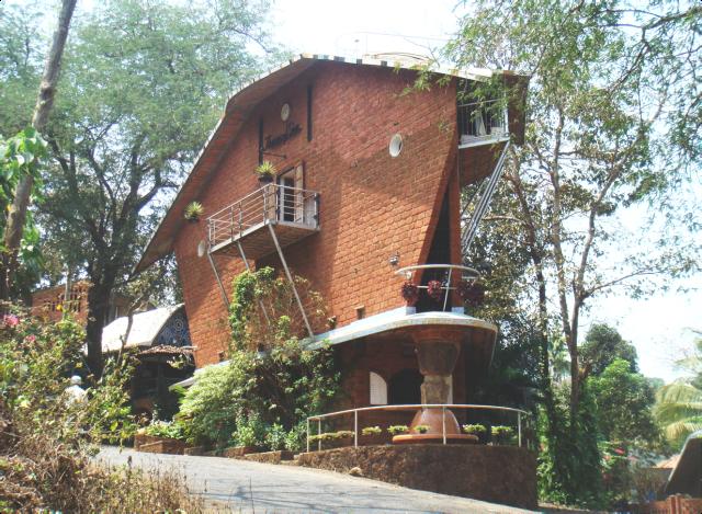 Houses of Goa, Goa, India
