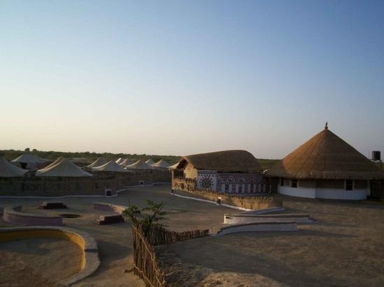 Shaame-e-Sarhad Village Resort, Gujarat, India