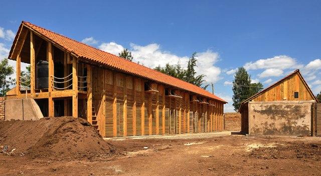 Nakuru Orphanage, Kenya
