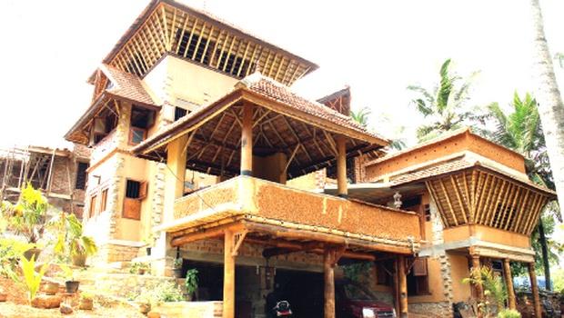 P.B. Sajan and Shailaja Nair's Home, Thiruvananthapuram, Kerala