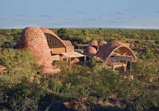 Mapungebwe Interpretation Centre, Mapungebwe National Park, South Africa