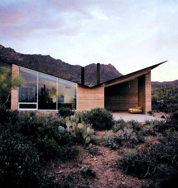 Tucson Mountain House, Arizona, USA