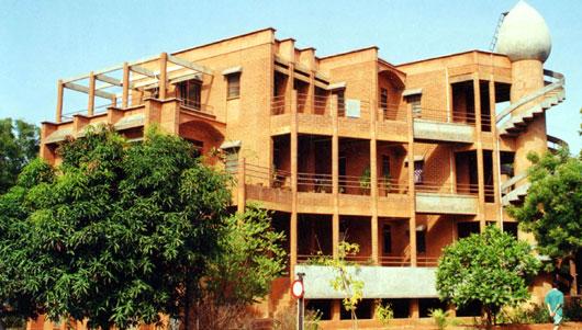 Vikas Apartments, Auroville, India