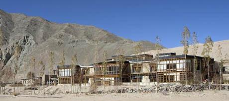 Secmol Campus, Phey, Leh, Ladakh, J&K, India