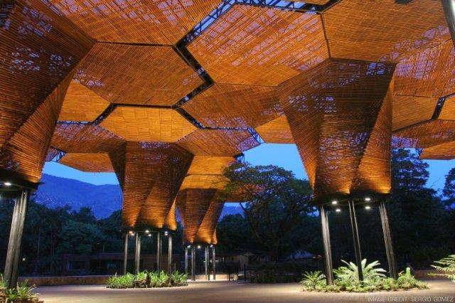 The Orquideorama, Medellin, Columbia