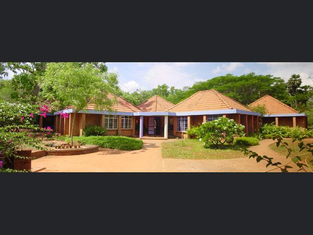 Kindergarten, Auroville, India