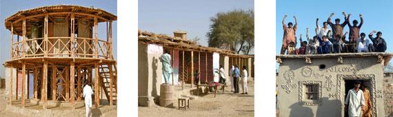 Flood Resistant Housing, Sindh, Pakistan