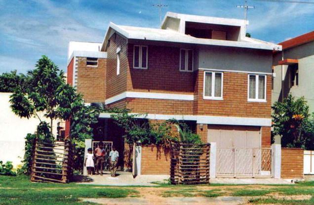 Dr. Yogananda's home, Bangalore, India